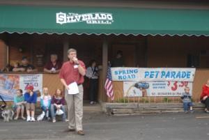 Spring Road Pet Parade 2010 7267