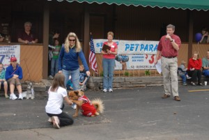 Spring Road Pet Parade 2010 7271