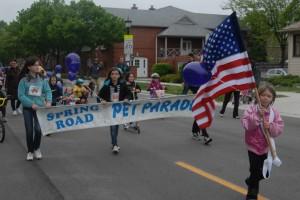 SRBA - Pet Parade - 2011 - CAS 9146