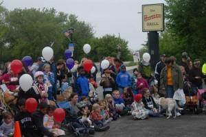 SRBA - Pet Parade - 2011 - CAS 9170