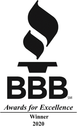 BBB Awards for Excellence logo