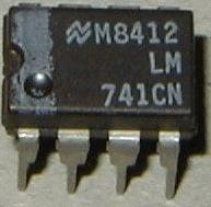 741-operational-amplifier-8-pin-view