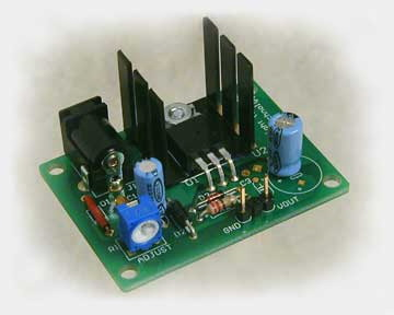 lm-317-regulator-power-supply