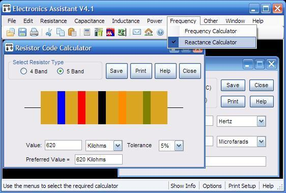 Electronics Assistant Software download