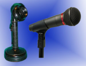 Carbon Microphone To Magnetic Mike MIC Converter