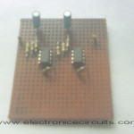 741 Stereo PreAmplifier Circuit
