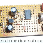 Automatic Gain Control PreAmp Circuit