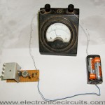 LM317 Adjustable Constant Current Ni-Cd Ni-MH  Battery Charger