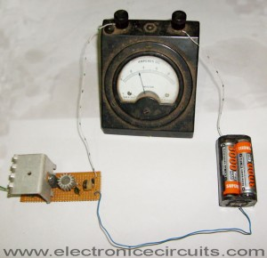 Ni-Cd Ni-MH Adjustable Constant Current Battery Charger