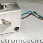 class ab power amplifier low ripple power supply