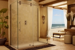 frameless-glass-shower-doors-1