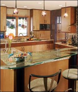 kitchen-glass-counter