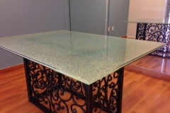 Glass Table Tops Cut to Your Specifications.