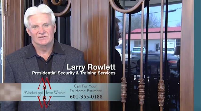 Mississippi Iron Works - Larry Rowlett
