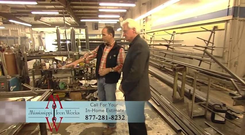 Mississippi Iron Works - Larry Rowlett Hattiesburg