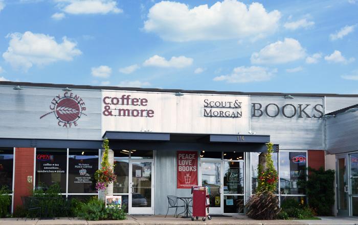 Scout & Morgan Books