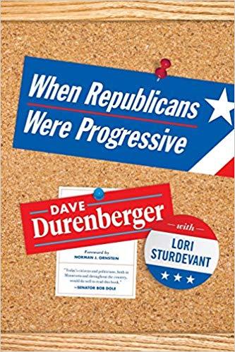 "Senator Dave Durenberger Presents ""When Republicans Were Progressive"""