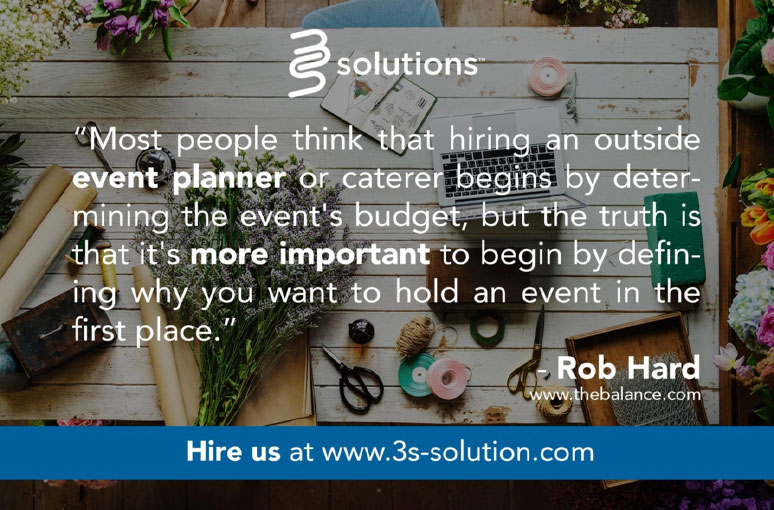 15 Steps to Hiring an Event Planner