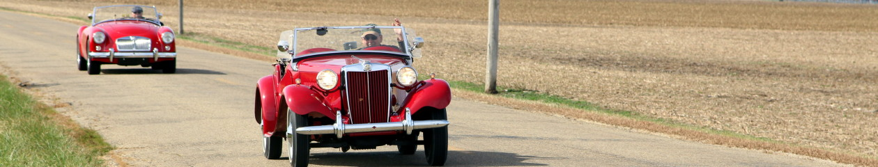 IL Flat Land British Car Club – Champagne British Car Festival (CBCF)