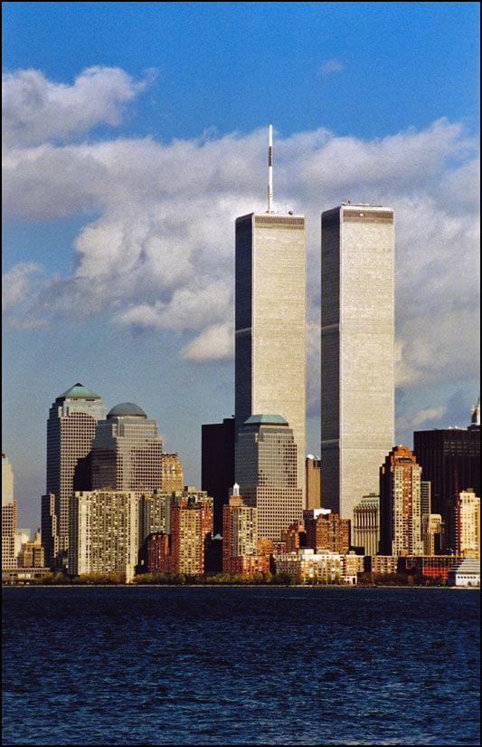 World Trade Centre - New York City - Foraggio Photographic