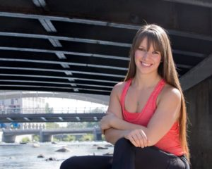 Haley, Kniestedt, Nutrition, Fitness & Powerlifting Coach
