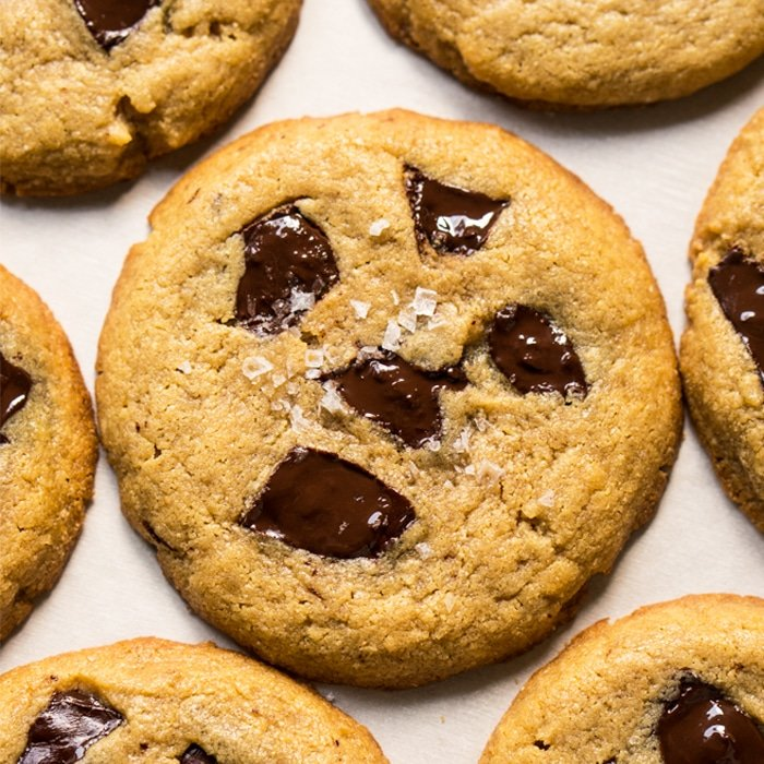 Recipe: Sweets By Alicia Delicious Keto Chocolate Peanut Butter Protein Cookies!