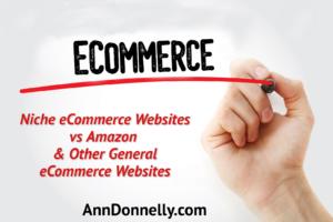 niche ecommerce websites