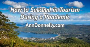 how to succeed in tourism during a pandemic
