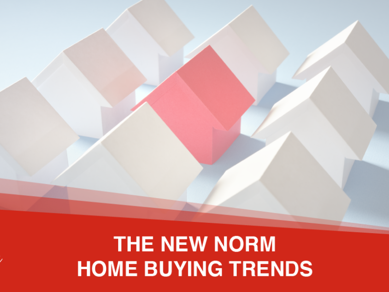 The New Norm – Home Buyer Wish List