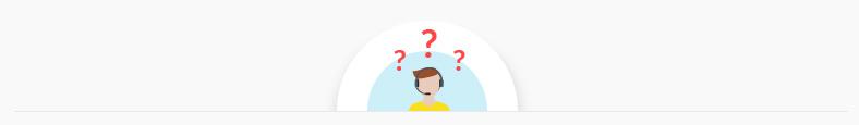 Informações descentralizadas no suporte ao cliente