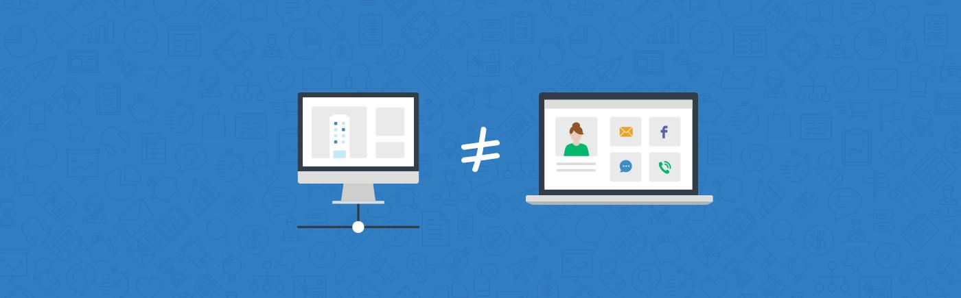 Service desk versus help desk