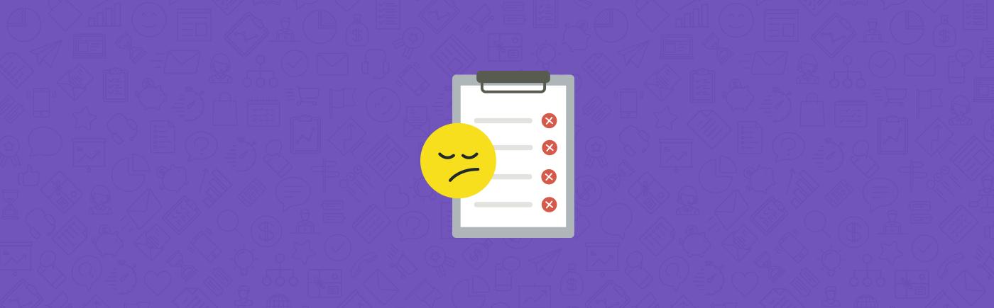 4 erros de relacionamento com o cliente
