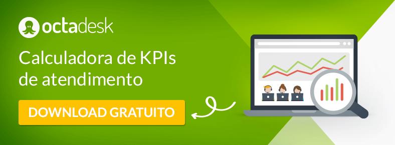 Como calcular KPIs de atendimento ao cliente?