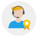 customer service não é um call center passivo