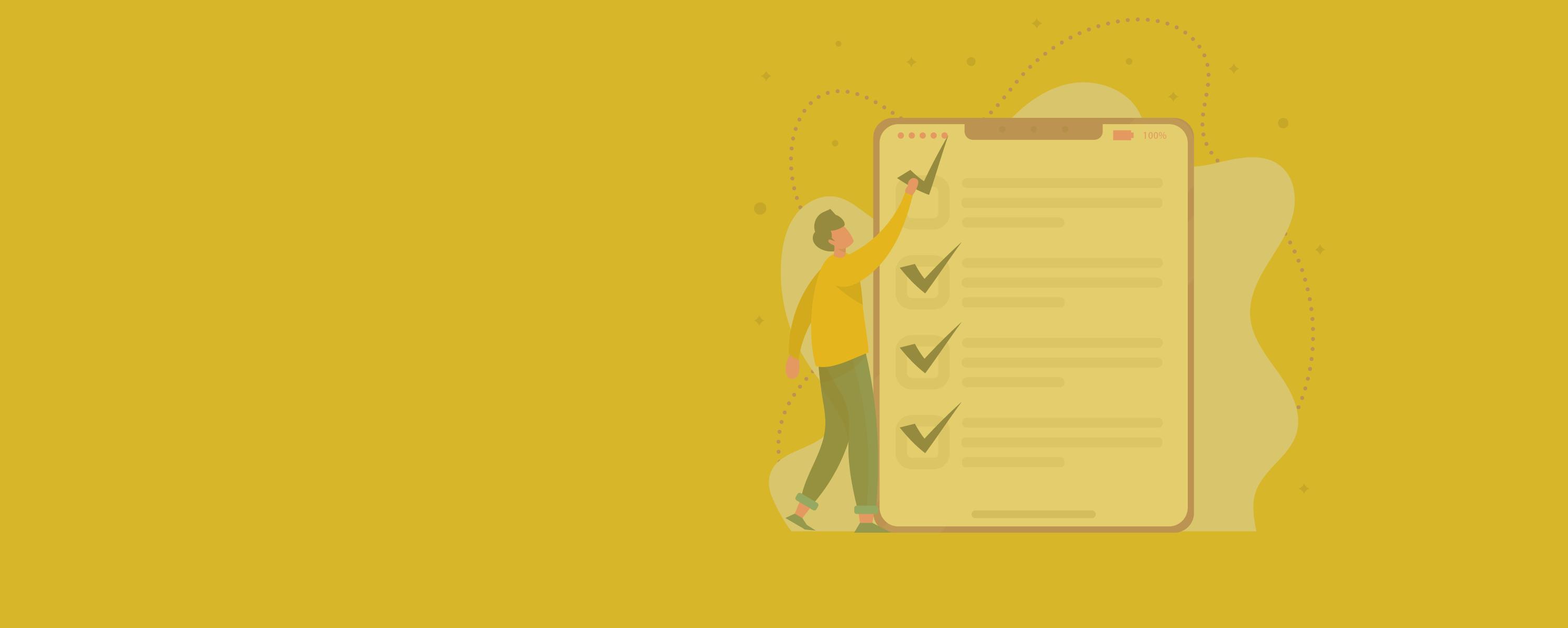 Como montar um questionário sobre qualidade no atendimento?