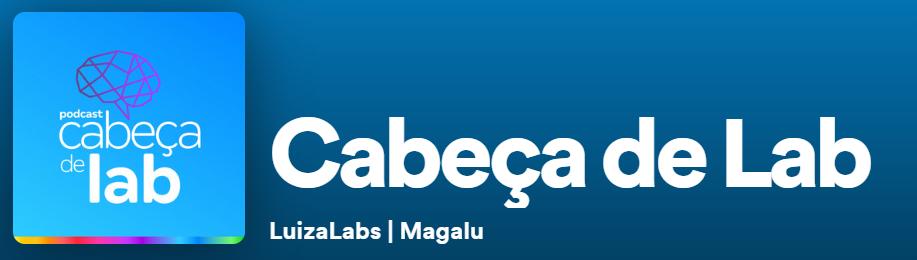 Cabeça de Lab, podcast