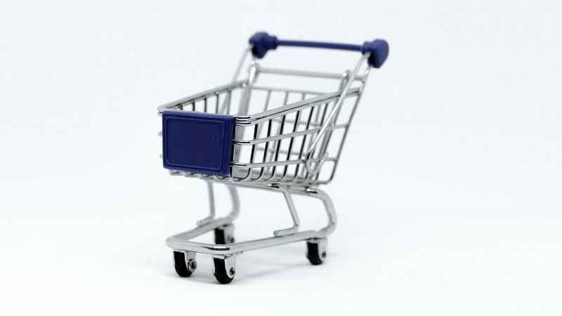 carrinho de compras abandonado