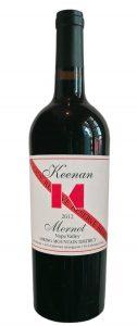 Keenan Winery 2014 Mernet Reserve