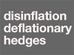 Deflationary Hedges