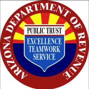 arizona department of revenue