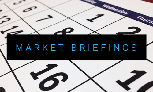 Market Briefings