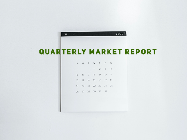 QUARTERLY MARKET REPORT: Q1 2020