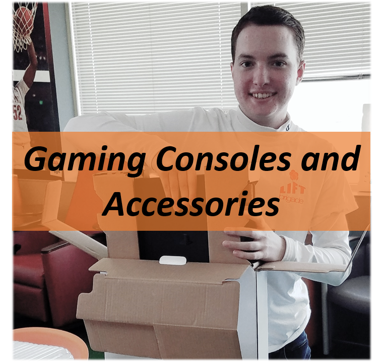 Gaming Consoles and Accessories