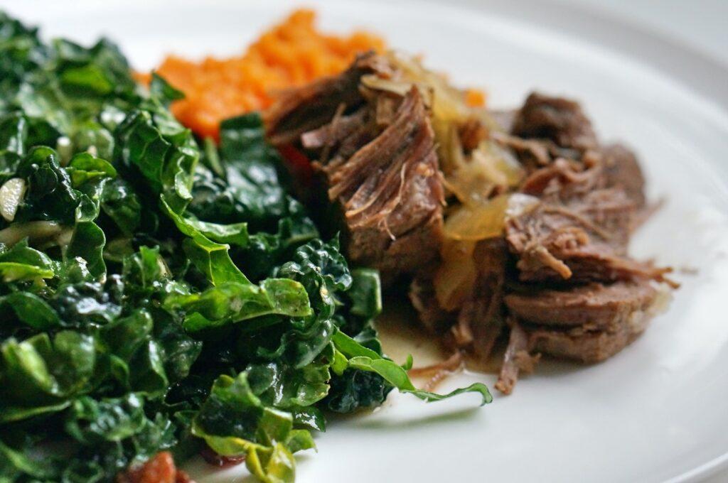 Balsamic beef