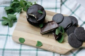 Mint Chocolate Meltaways