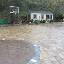 Stamped Concrete Patio Manalapan NJ