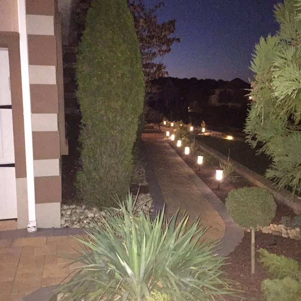 outdoor led lights monmouth county nj