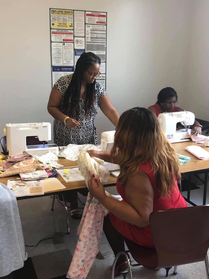 Pillow Case Dresses for Little Girls in Africa