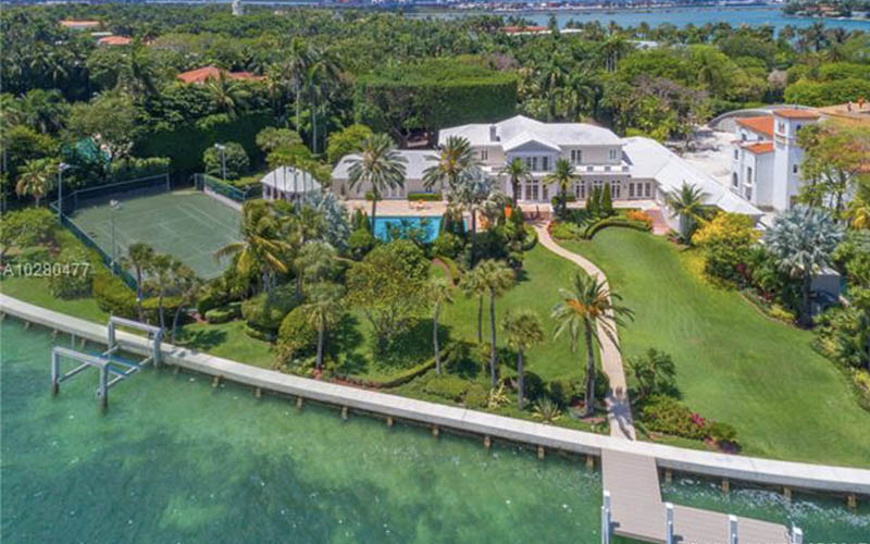 The 5 Most Expensive Homes in South Florida