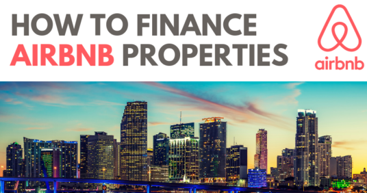 HFG Guide to Financing Airbnb Properties